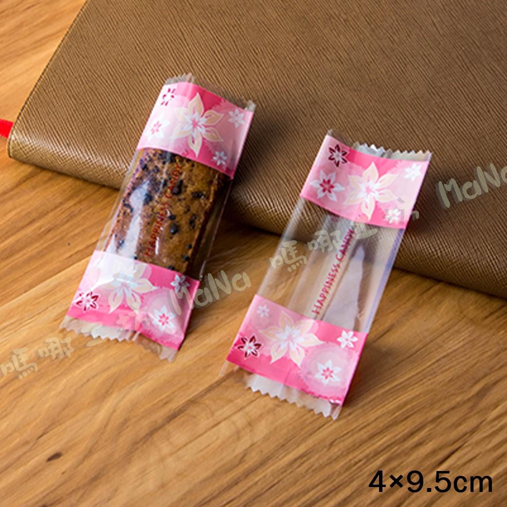 《花賞-單粒糖果袋500入》包裝袋/糖果袋/麵包袋/餅乾袋/西點袋/飾品袋/塑膠袋/烘培包裝