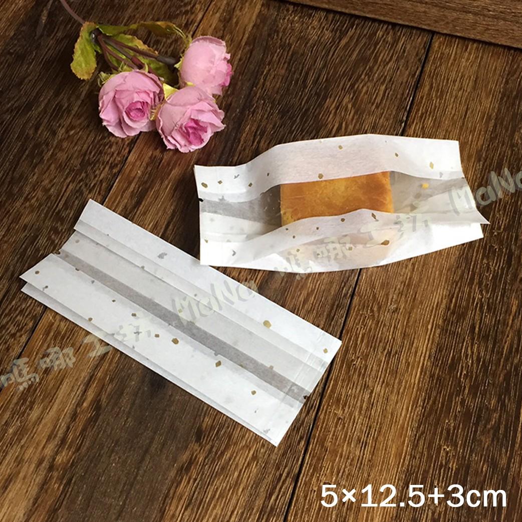 《星空-折角開窗-水果酥棉袋/100入》包裝袋/棉袋/餅乾袋/點心袋/鳳梨酥袋/西點袋/飾品袋/塑膠袋/烘培包裝