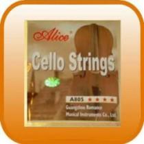 大提琴弦ALICE(套)