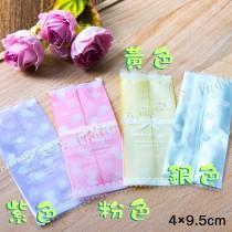 《蝴蝶結-單粒糖果袋/牛軋糖袋/100入》包裝袋/糖果袋/麵包袋/餅乾袋/西點袋/飾品袋/塑膠袋/烘培包裝